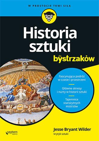 Okładka książki/ebooka Historia sztuki dla bystrzaków