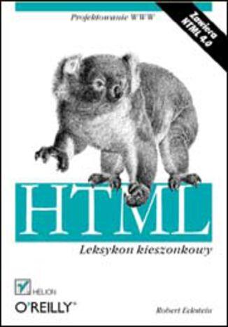 HTML. Leksykon kieszonkowy