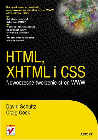 HTML, XHTML i CSS. Nowoczesne tworzenie stron WWW