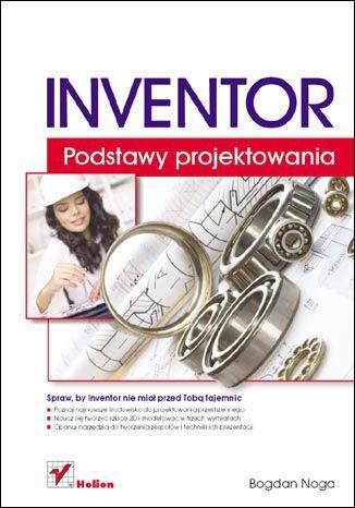 Okładka książki Inventor. Podstawy projektowania