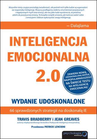 Okładka książki Inteligencja emocjonalna 2.0. Wydanie udoskonalone