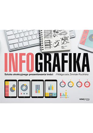Okładka książki Infografika. Sztuka atrakcyjnego prezentowania treści