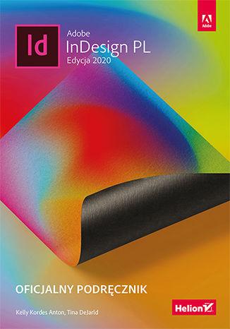 Okładka książki/ebooka Adobe InDesign PL. Oficjalny podręcznik. Edycja 2020