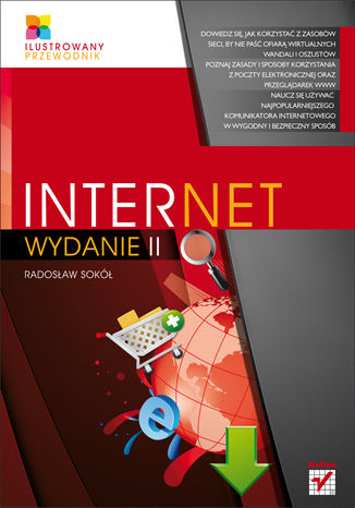 Okładka książki/ebooka Internet. Ilustrowany przewodnik. Wydanie II