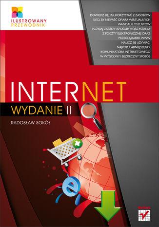 Okładka książki Internet. Ilustrowany przewodnik. Wydanie II