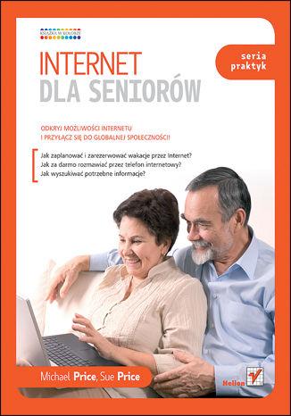Okładka książki/ebooka Internet dla seniorów. Seria praktyk