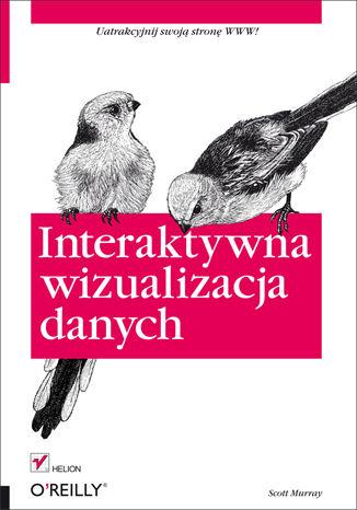 Okładka książki/ebooka Interaktywna wizualizacja danych