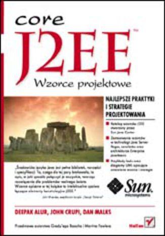 Okładka książki J2EE. Wzorce projektowe