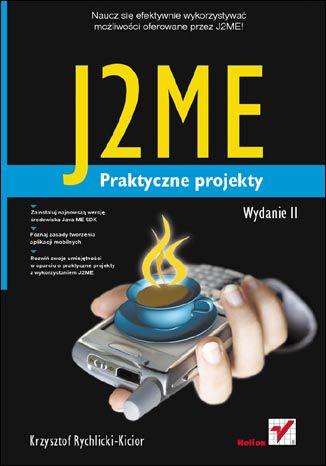 Okładka książki/ebooka J2ME. Praktyczne projekty. Wydanie II