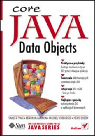 Okładka książki Java Data Objects