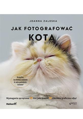 Okładka książki Jak fotografować kota