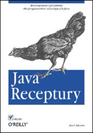 Okładka książki/ebooka Java. Receptury