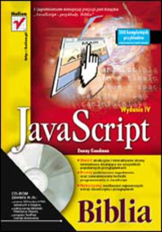 Okładka książki/ebooka JavaScript. Biblia