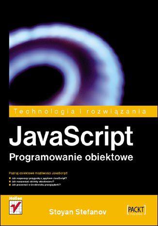 Okładka książki/ebooka JavaScript. Programowanie obiektowe