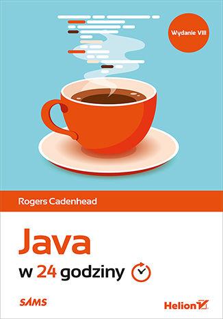 Okładka książki Java w 24 godziny. Wydanie VIII