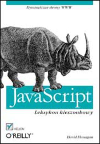 Okładka książki/ebooka JavaScript. Leksykon kieszonkowy