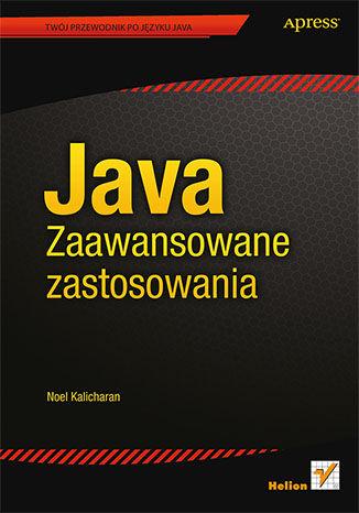 Okładka książki/ebooka Java. Zaawansowane zastosowania