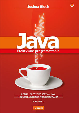 Okładka książki/ebooka Java. Efektywne programowanie. Wydanie II