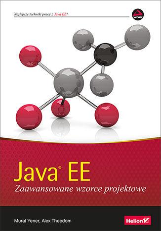 Okładka książki/ebooka Java EE. Zaawansowane wzorce projektowe
