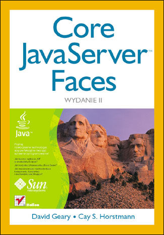 Okładka książki/ebooka JavaServer Faces. Wydanie II