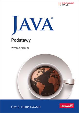 Okładka książki Java. Podstawy. Wydanie X