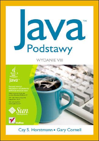 Okładka książki Java. Podstawy. Wydanie VIII