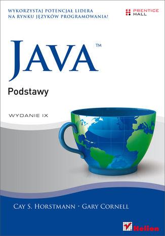Okładka książki Java. Podstawy. Wydanie IX
