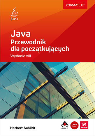 Okładka książki/ebooka Java. Przewodnik dla początkujących. Wydanie VIII