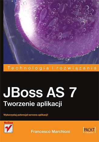 Okładka książki JBoss AS 7. Tworzenie aplikacji