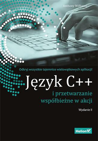 Okładka książki/ebooka Język C++ i przetwarzanie współbieżne w akcji. Wydanie II