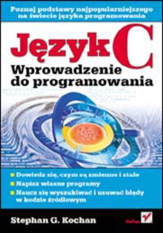 Okładka książki Język C. Wprowadzenie do programowania