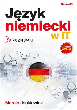 Okładka książki/ebooka Język niemiecki w IT. Rozmówki