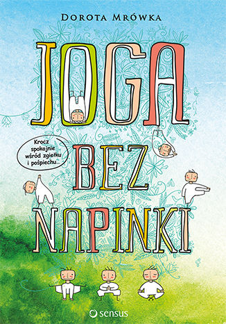 Ebook Joga bez napinki