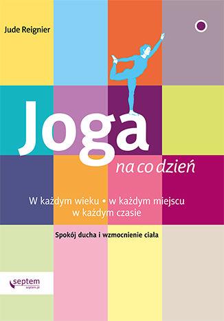 Okładka książki Joga na co dzień