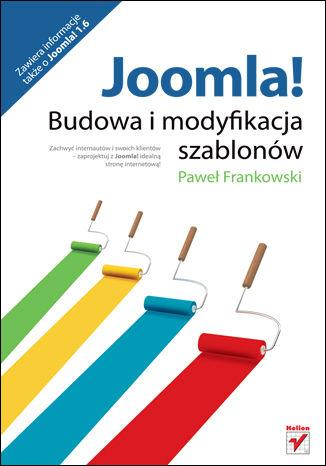 Okładka książki/ebooka Joomla! Budowa i modyfikacja szablonów