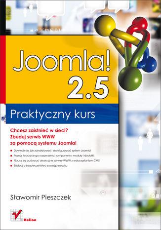 Okładka książki Joomla! 2.5. Praktyczny kurs