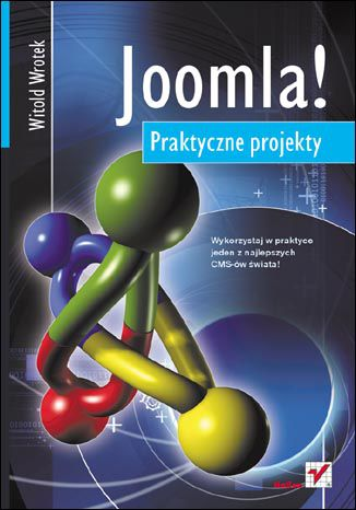 Okładka książki Joomla! Praktyczne projekty
