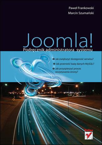 Okładka książki Joomla! Podręcznik administratora systemu