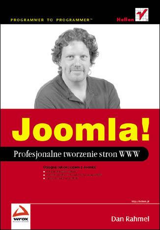 Okładka książki Joomla! Profesjonalne tworzenie stron WWW