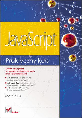 Okładka książki/ebooka JavaScript. Praktyczny kurs