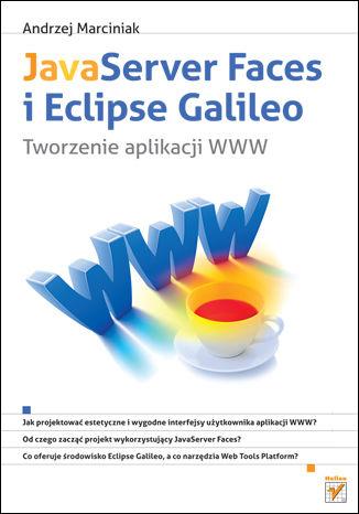Okładka książki/ebooka JavaServer Faces i Eclipse Galileo. Tworzenie aplikacji WWW