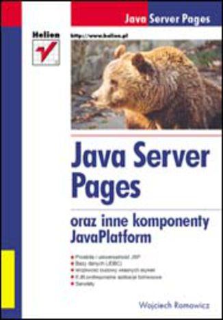 Java Server Pages oraz inne komponenty JavaPlatform