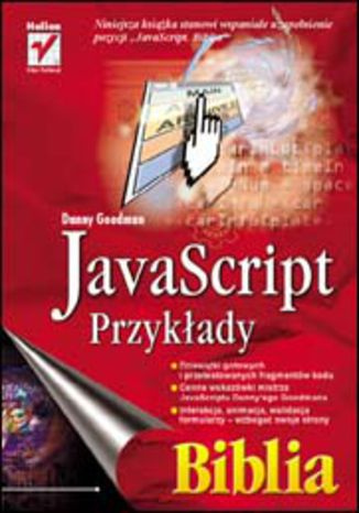 Okładka książki/ebooka JavaScript - przykłady. Biblia