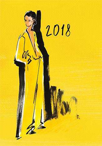 Okładka książki Kalendarz 2018