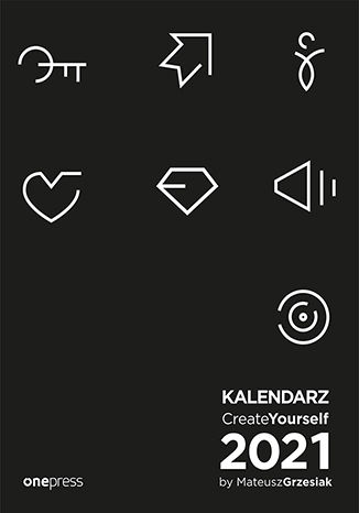 Ebook Kalendarz Create Yourself 2021