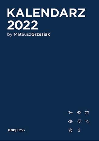 Okładka książki Kalendarz Create Yourself 2022