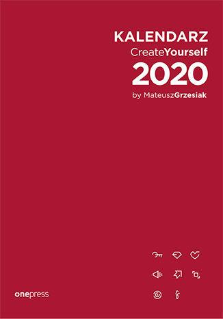 Okładka książki Kalendarz Create Yourself 2020