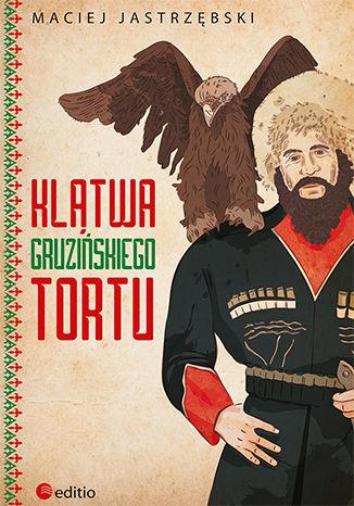 Okładka książki/ebooka Klątwa gruzińskiego tortu