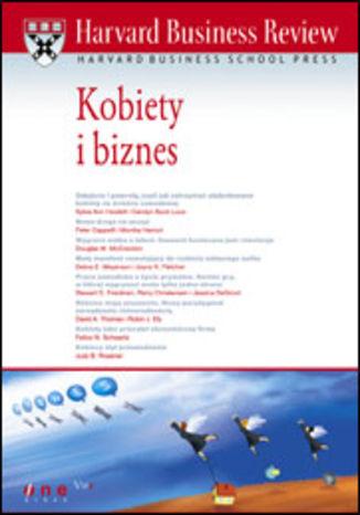 Okładka książki Harvard Business Review. Kobiety i biznes