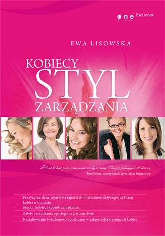 Okładka książki Kobiecy styl zarzadzania